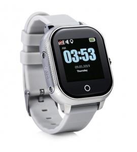 Ceas smartwatch GPS copii MoreFIT™ GW700s, cu GPS si functie telefon, Wi-Fi, monitorizare spion, rezistent la soc, praf si apa, touchscreen, buton SOS, perimetru siguranta , istoric locatie GPS, mod s [0]