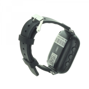 Ceas smartwatch GPS copii MoreFIT™ GW900s, cu GPS si functie telefon, monitorizare spion, pozitie GPS si LBS, buton SOS, Negru + SIM prepay cadou [4]
