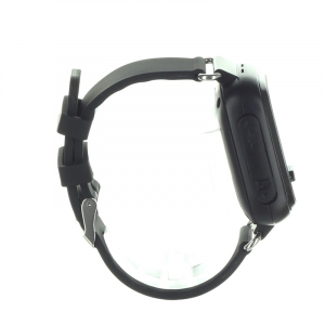 Ceas smartwatch GPS copii MoreFIT™ GW900s, cu GPS si functie telefon, monitorizare spion, pozitie GPS si LBS, buton SOS, Negru + SIM prepay cadou [3]