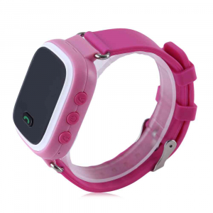 Ceas smartwatch GPS copii MoreFIT™ GW900s, cu GPS si functie telefon, monitorizare spion, pozitie GPS si LBS, buton SOS, Roz + SIM prepay cadou [5]