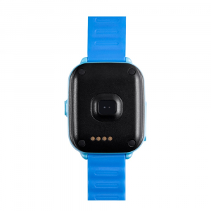 Ceas smartwatch GPS copii MoreFIT™ KT02 3G, cu GPS si functie telefon,Wi-Fi, monitorizare spion, functioneaza si pe DIGI, ecran touchscreen, buton SOS, Albastru [1]