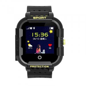 Ceas smartwatch GPS copii MoreFIT™ KT03 Pro WiFi, functie telefon, localizare GPS, localizare camera foto, monitorizare spion, rezistent la soc, touchscreen, buton SOS, perimetru siguranta , istoric l [2]