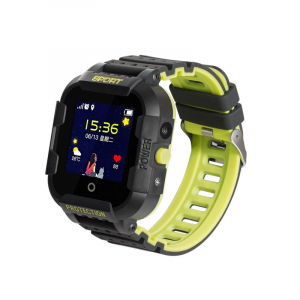 Ceas smartwatch GPS copii MoreFIT™ KT03 Pro WiFi, functie telefon, localizare GPS, localizare camera foto, monitorizare spion, rezistent la soc, touchscreen, buton SOS, perimetru siguranta , istoric l [0]