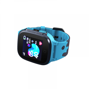 Ceas smartwatch GPS copii MoreFIT™ MX150, cu GPS prin lbs si functie telefon, localizare camera foto frontala, monitorizare spion, display touchsreen color, lanterna,buton SOS,buton apel si sos later [2]