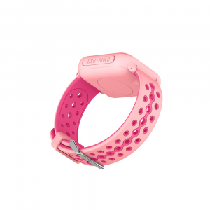 Ceas smartwatch GPS copii MoreFIT™ MX600, functie telefon, monitorizare GPS, localizare camera foto, monitorizare spion, touchscreen, lanterna,  buton SOS, perimetru siguranta , roz + SIM prepay cadou [2]