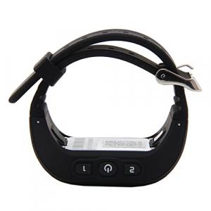 Ceas smartwatch GPS copii MoreFIT™ Q50, functie telefon, monitorizare GPS in timp real , Wi-FI, buton SOS si monitorizare spion, negru + SIM prepay cadou3