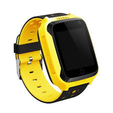 Ceas smartwatch GPS copii MoreFIT™ Q528, cu GPS prin lbs si functie telefon, localizare camera foto, monitorizare spion, display touchsreen color, lanterna,buton SOS, Galben4