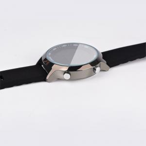 Ceas Smartwatch MoreFIT™ EX18 Plus, BT 4.0, autonomie baterie extra pana la 20 luni, sport , notificari apeluri, sms, negru5
