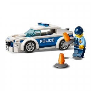 LEGO® City Police - Masina de politie pentru patrulare 60239 [0]