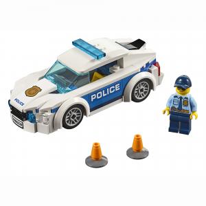 LEGO® City Police - Masina de politie pentru patrulare 60239 [5]