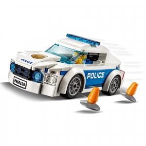 LEGO® City Police - Masina de politie pentru patrulare 60239 [2]