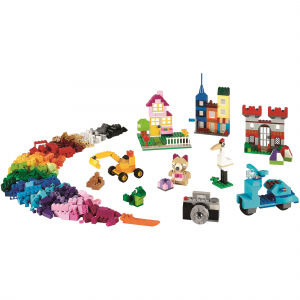 LEGO® Classic Cutie mare de construcție creativă 106981