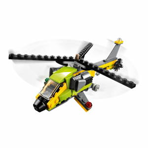 LEGO® Creator - Aventura cu elicopterul 31092 [0]