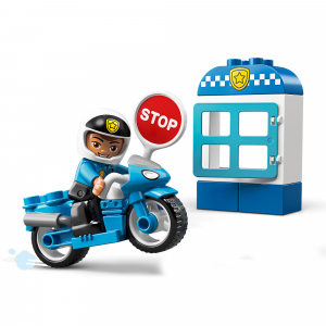 LEGO® DUPLO® - Motocicleta de politie 10900 [0]