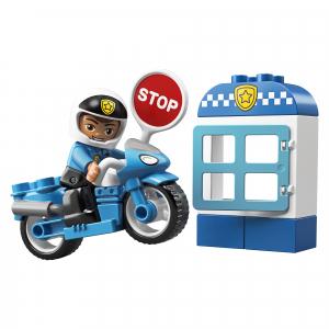 LEGO® DUPLO® - Motocicleta de politie 10900 [2]