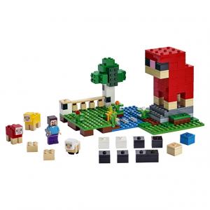 LEGO® Minecraft - Ferma de lana 211531