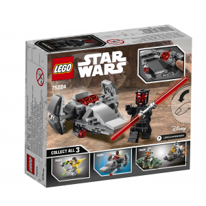 LEGO® Star Wars™ - Sith Infiltrator™ Microfighter 752245