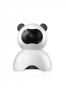 Set Baby Monitor Wireless BabyToy™ AR18 , monitorizare video audio bebelusi , vedere nocturna, sunet bidirectional, functie push to talk, rotire automata, FullHD 1920*1080, camera 2.0 MP, senzor misca1