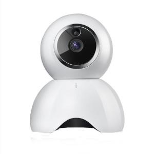 Set Baby Monitor Wireless BabyToy™ AR19 , monitorizare video audio bebelusi , vedere nocturna, sunet bidirectional, functie push to talk, rotire automata, HD 1280*720, 1.0 MP, senzor miscare, alb + st1