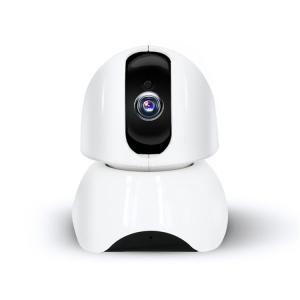 Set Baby Monitor Wireless BabyToy™ AR23 , Monitorizare Video Audio Bebelusi , Vedere Nocturna, Sunet Bidirectional, Functie Push To Talk, Rotire Automata, Full HD 2MP 1920*1080, Senzor Miscare, Alb + [2]