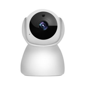 Set Baby Monitor Wireless BabyToy™ AR27 , Monitorizare Video Audio Bebelusi , Vedere Nocturna, Sunet Bidirectional, Functie Push To Talk, Rotire Automata, Full HD 2MP 1920*1080, Senzor Miscare, Alb + 1
