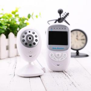 Set Baby Monitor Wireless BabyToy™ BM108 , Monitorizare Video Audio Bebelusi , Monitorizare Temperatura , Vedere Nocturna Color, Audio-Video, Sunet bidirectional, Functie Push to Talk, Rotire 360 , Ca3