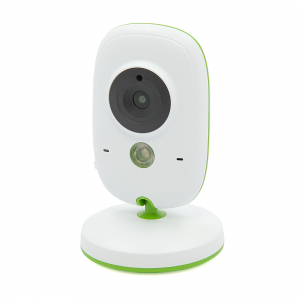Set Baby Monitor Wireless BabyToy™ VB602 Plus , Monitorizare Video Audio Bebelusi , Monitorizare Temperatura , Vedere Nocturna, Audio-Video, Sunet bidirectional, Functie Push to Talk, 8 Cantece de lea1