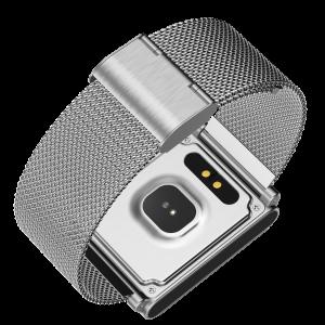 Set Bratara fitness MoreFIT™ N98, BT 4.0, Display color fulltouch, tensiune, puls dinamic, pedometru, calorii, notificare apel/mesaje/aplicatii, vibratii, monitorizare somn, rezistenta la apa ip67, st2