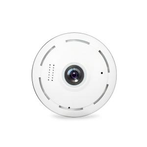 Set Camera de supraveghere IP WIFI BabyToy™ AR-P8 mini , Full HD 3MP, Night vision, Conectare telefon / PC , Vedere panoramica 360° 3D, Senzor miscare, Alarma, Comunicare audio bidirectionala, stocare1