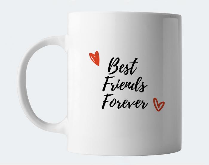 Cana personalizata cu pentru cele mai bune prietene, BFF [1]