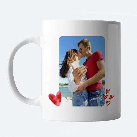 Cana personalizata cu fotografie inimiora si data relatiei, pentru cuplu [0]