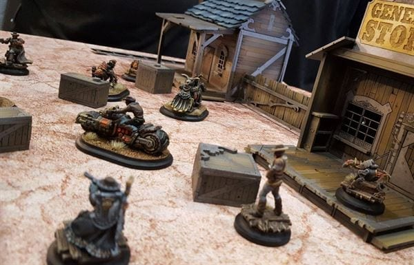 Compete in the first-ever Wild West Exodus UK Gunslingers Masters tournament at Tabletop Gaming Live 2018