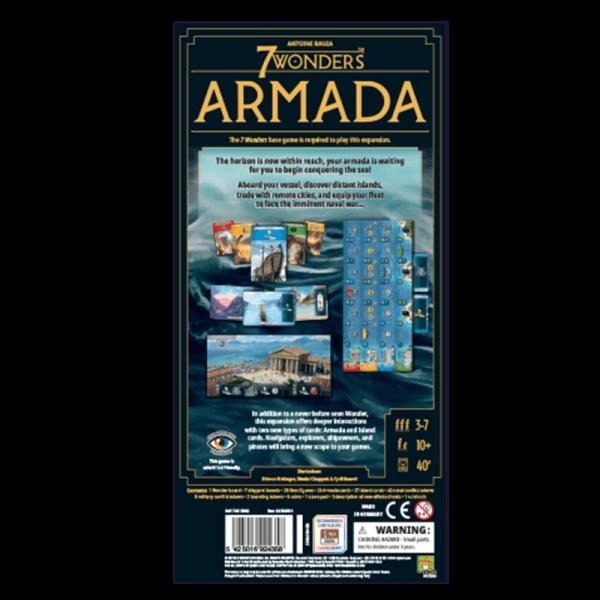7 Wonders: Armada (Second English Edition) [1]
