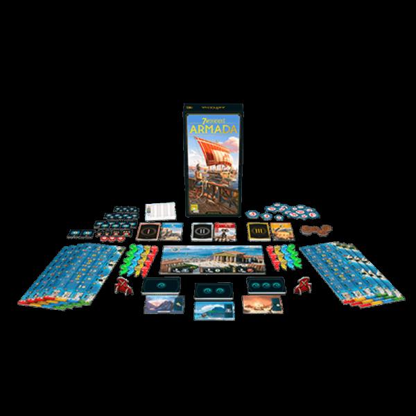 7 Wonders: Armada (Second English Edition) [2]