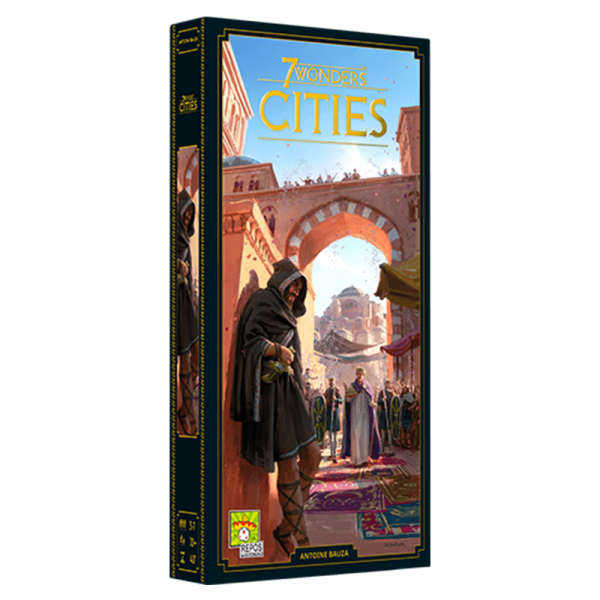 7 Wonders: Cities (Second English Edition) 0