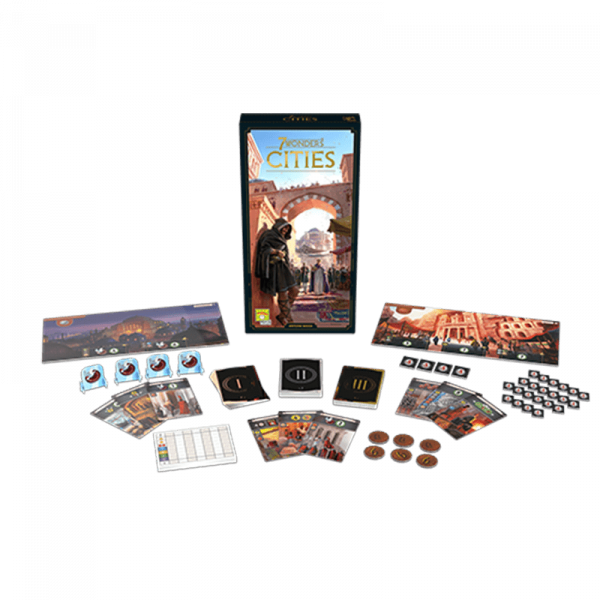 7 Wonders: Cities (Second English Edition) 2