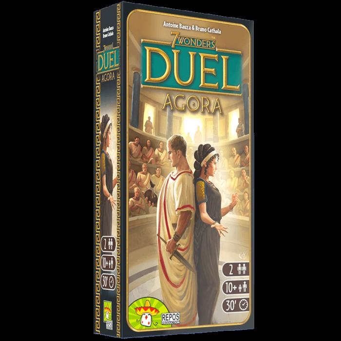 7 Wonders Duel: Agora 0