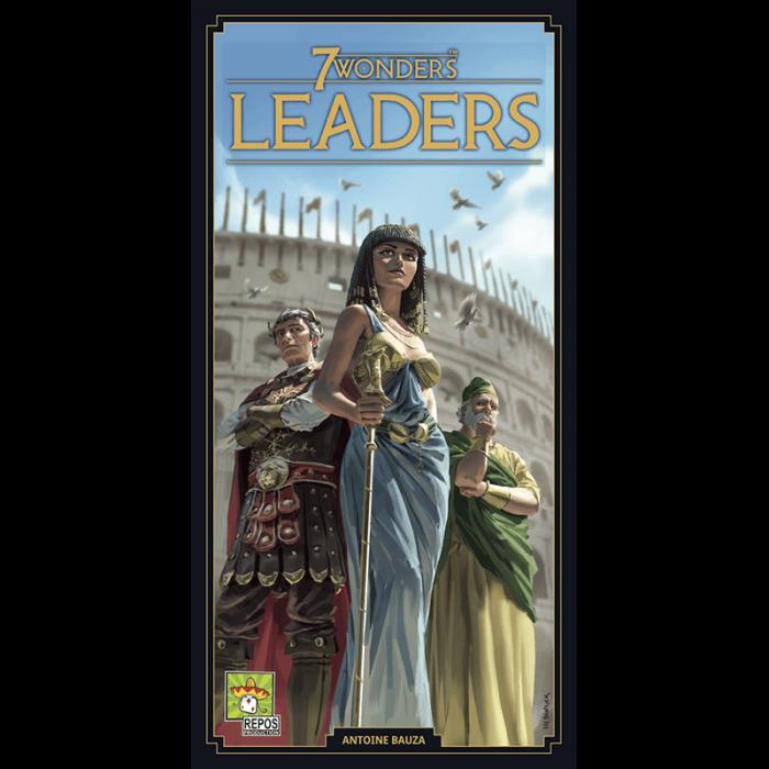 7 Wonders: Leaders (Second English Edition) 0