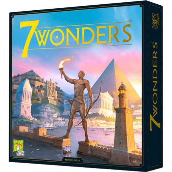 7 Wonders (Second English Edition) 0