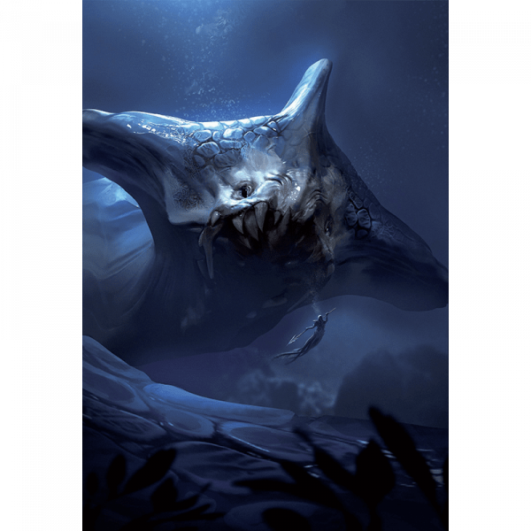 Abyss: Leviathan 0