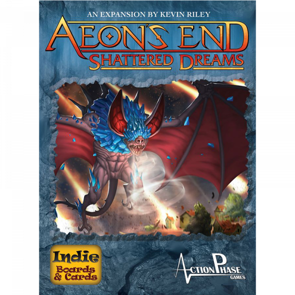 Aeon's End: Shattered Dreams [0]