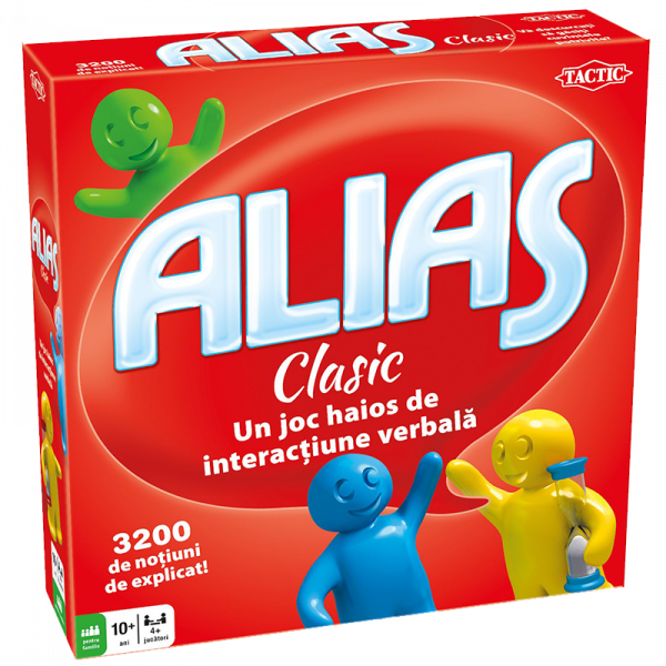 Alias Clasic (Romanian Edition) 0