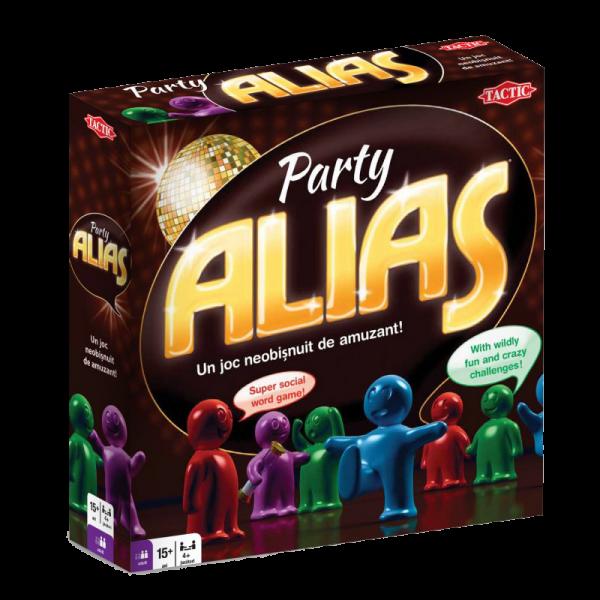 Alias Party (Romanian Edition) 0