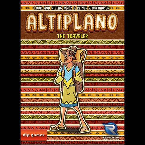 Altiplano: The Traveler 0