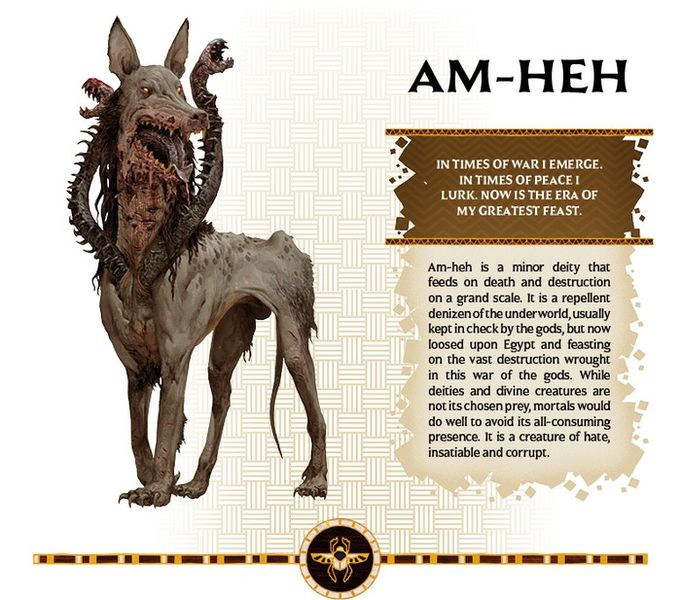 Ankh: Gods of Egypt – Guardians Set [1]
