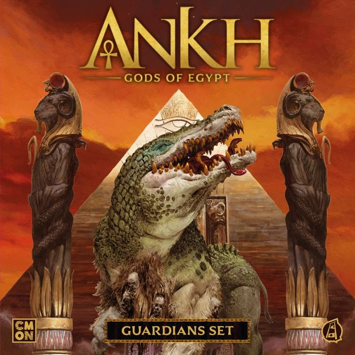 Ankh: Gods of Egypt – Guardians Set [0]