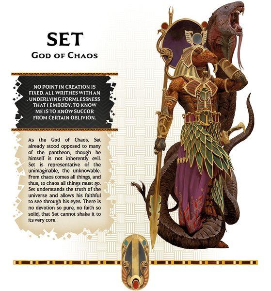 Ankh: Gods of Egypt – Pantheon [4]