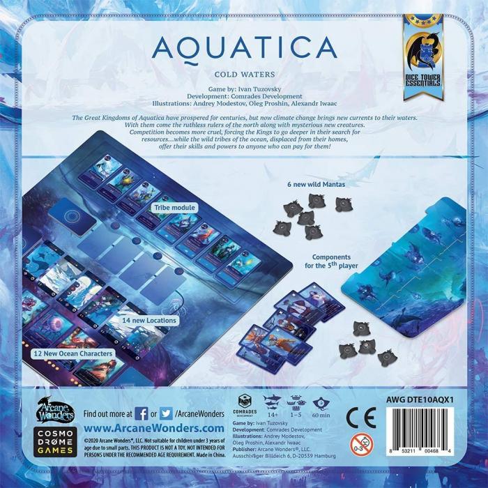 Aquatica: Cold Waters [1]