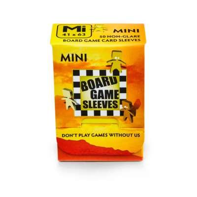 Arcane Tinmen - Mini non-glare Card Sleeves (50) 41x63mm [0]