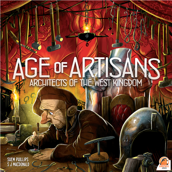 Architects of the West Kingdom: Age of Artisans 0